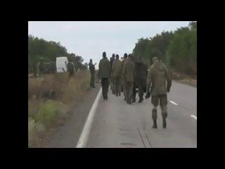 Равноценный обмен 20 пленных укров на 1 бойца ополчения