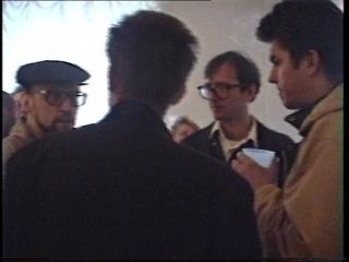 Видео с выставки Армена Бугаяна.1992 год.Галерея-L