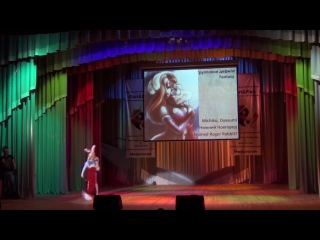 FanFan 2014 - Michiko, Oyasumi - Who Framed Roger Rabbit?