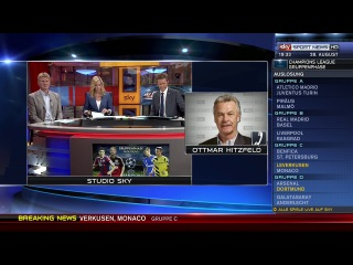 UEFA Champions League 2014 15 Analyse Auslosung Gruppenphase 28 08 2014 Sky Sport News HD