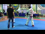 Ivano-Frankivsk Open.-70kg Final. Kychko vs Orlov
