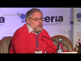 Выступление экономиста Михаила Хазина 11 декабря 2014 года на IV всероссийском бизнес-форуме «Россия. Новая стратегия»