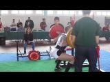 Рубан Михайло ( Чемпіонат світу) Присяд 1