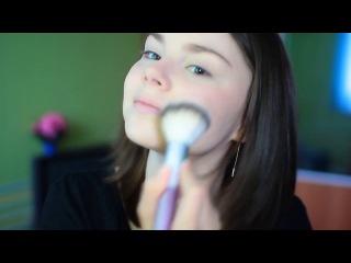 Повседневный макияж для школы/учебы