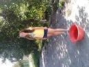 Ice Bucket Challange Yuliya Barska