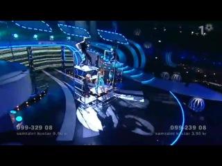 Nanne - Jag Måste Kyssa Dig (Melodifestivalen 2007)