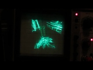 Quake на осциллографе
