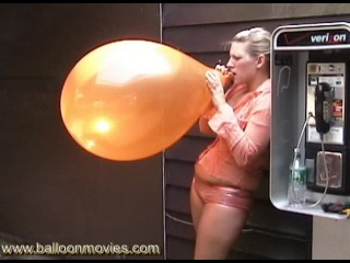Balloon Fetish Videos 18