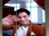 """141031 Kai """"Hello EXO"""" @ Lotte Star Avenue [CF]"""