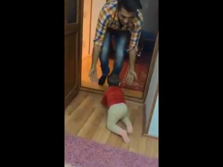 Zaur Baxşəliyev qızının videosunu yaydı