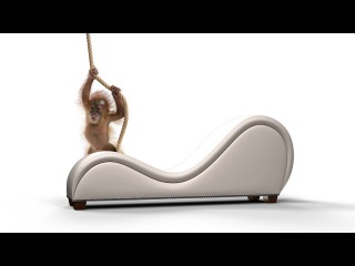 ▶ A Revolutionary Sex Chair Design The Tantra Chair YouTube 720p
