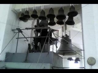 Павел Маркелов. Звон на 17-ти колоколах. 07.12.2014г.