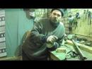 Maxim Sakulevich Делаем нож без электроинструмента 20 - конфуз