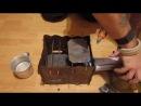 Maxim Sakulevich Быстрое кипячение воды - Эксперимент 2 - Газовая горелка