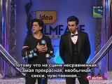 57th. Filmfare Awards - сцены с Шахрукх Кханом и Ранбиром Капуром (часть 3)