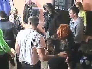 Драка Лизы Кутузовой и Тани Кирилюк!