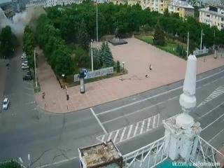 Луганск обстрел ОГА 10