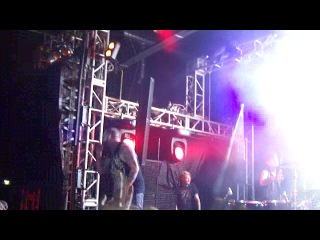 Combichrist - What The Fuck Is Wrong With You? (Live in Moscow, 22.08.14, Volta)