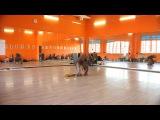 Сентябрь 2014. Соло с тренинга