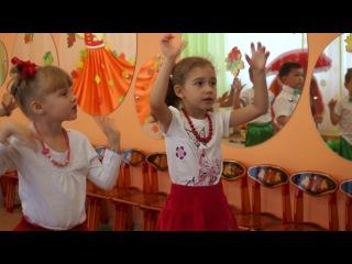 Песенка про тучку. в детском саду.