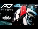 GQ Podcast - Liquid Dubstep Mix &amp Bluescreens Guest Mix Ep.63
