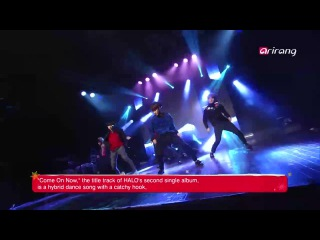 Pops in Seoul-HALO (Come On Now) __헤일로 (어서 이리 온now)