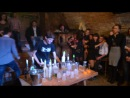 Bour Bon_ Бармен шоу_Денис Зевакин (06.12.14)