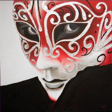 Венецианские маски X_fa8d6a9f