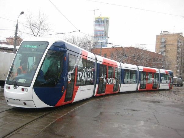 российских трамвайных