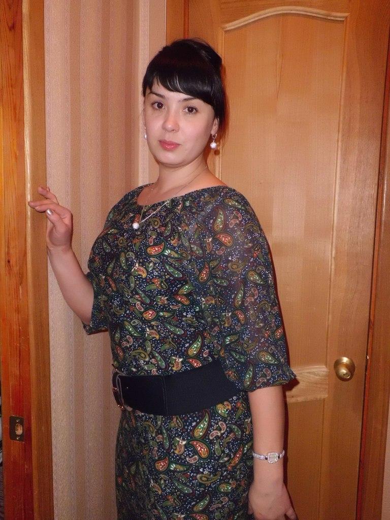 Оксана Еникеева, Уфа - фото №1