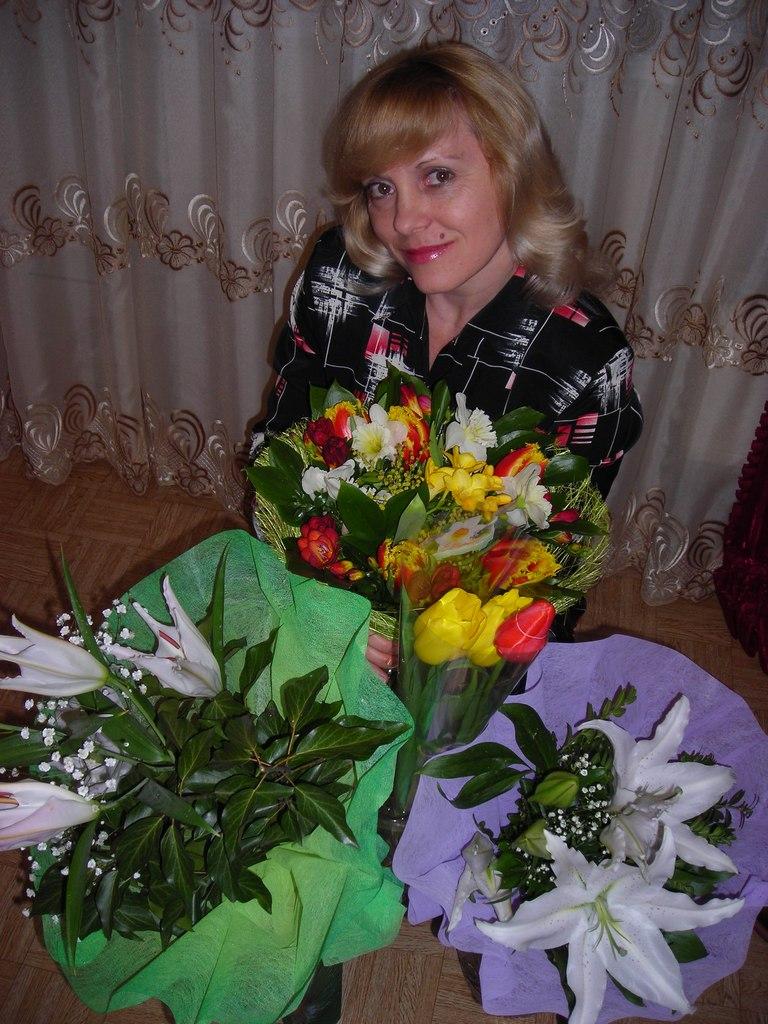 Людмила Ольшанова, Хадыженск - фото №3
