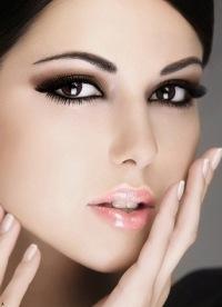 Маникюр причёски макияж