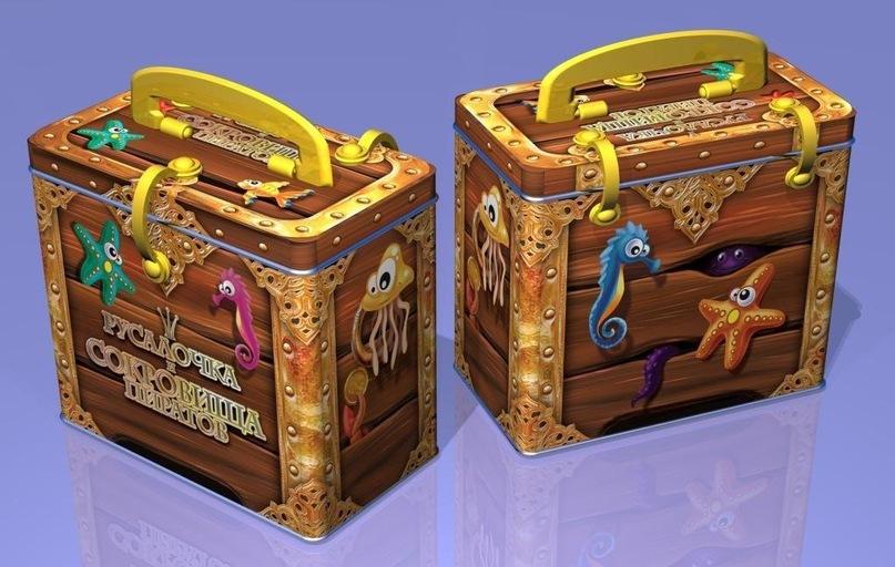 Сокровища пиратов подарки 66
