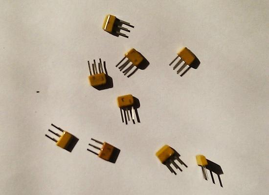 фото транзисторов кт315