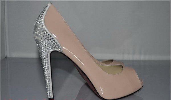 туфли телесного цвета фото: