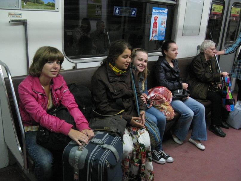 Ира и аня метро петроградская санкт петербурге — img 3