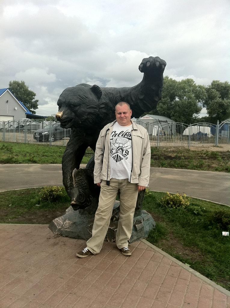 Денис Павлов, Екатеринбург - фото №1