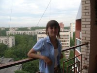 Оксана Кириллова, Астрахань