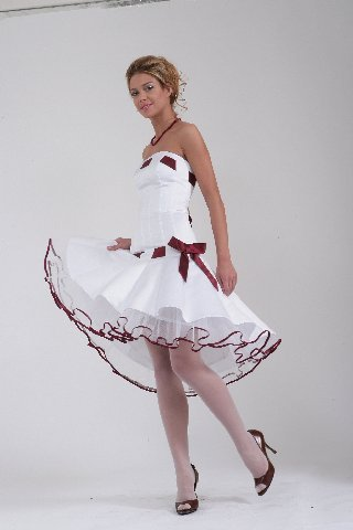 Выкройки летних платьев 2012