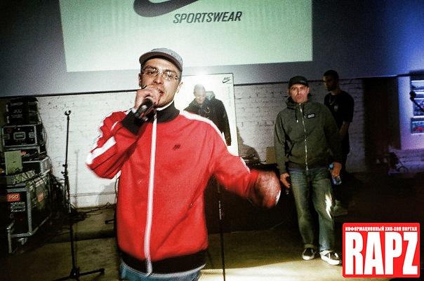 Nike Sportswear - Бунтари 90-х . Музыка . Хип-хоп