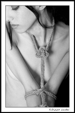 Веревка должна быть всегда под рукой. Девайсы БДСМ Kinkylove.