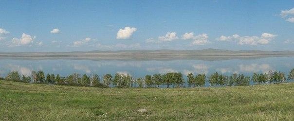 Секс на озерах хакасии 87