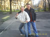 Игорь Измайлов, 11 мая , Москва, id93881866