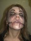 Грим, роспись на лице, макияж