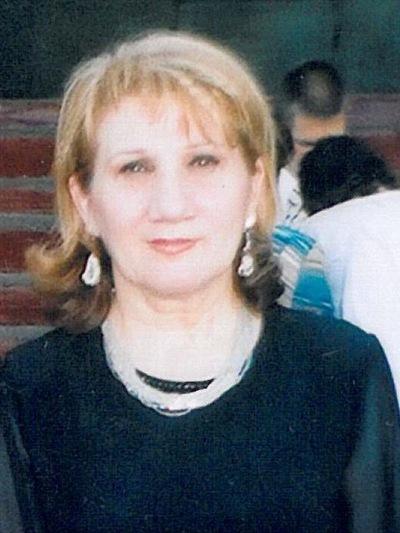 Лариса Афян