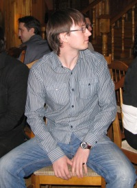 Антон Петров, Омск