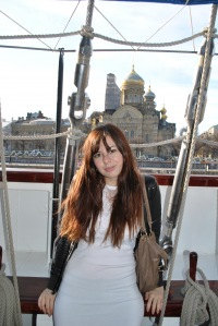 Anastasia Platonova, New York City