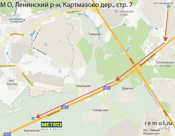 график метро: