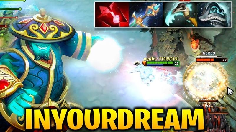 Inyourdream Storm Spirit: Maintain His Top 1 SEA Rank