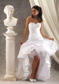 самые красивые пышные свадебные платья фото